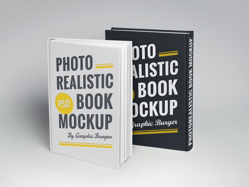 15 useful and realistic book mockup psd downloads free pronofoot35fo Images